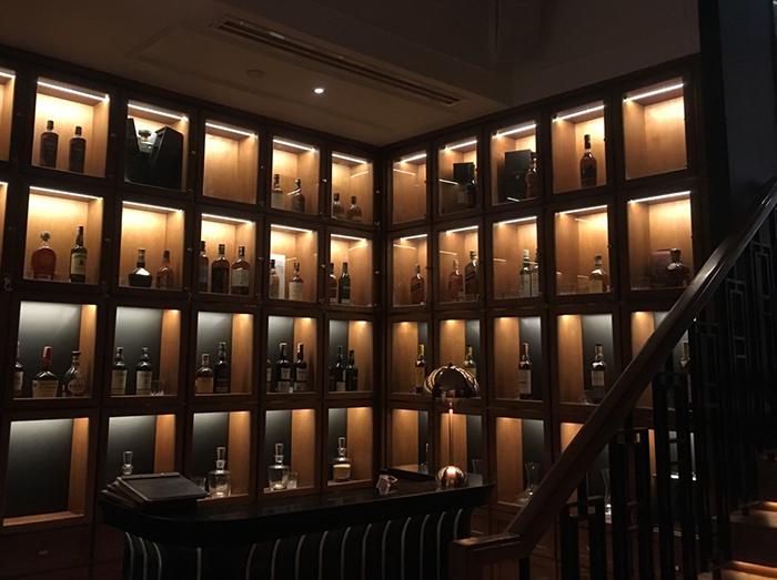 Dự án đèn chiếu sáng Angelina Bar Hà Nội