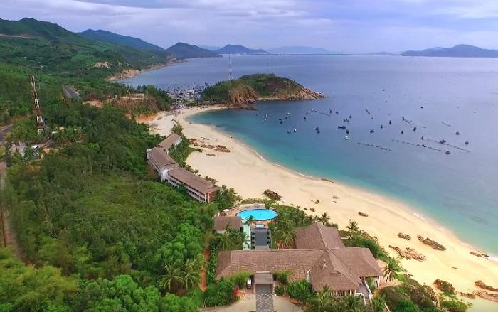 Dự án đèn chiếu sáng Avani Resort Quy Nhơn